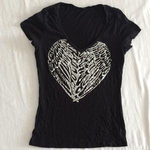 Tops - Black Tee Shirt